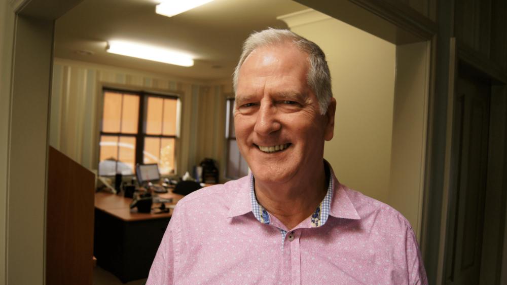 Richard W Renfrew - investment adviser